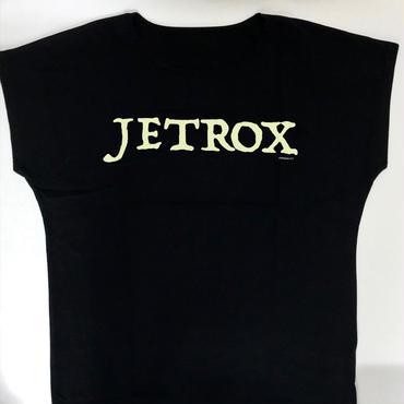 JETROX ドルマンスリーブT シャツ ブラック