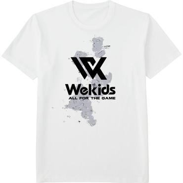 Wekids Tshirt Gray Ink