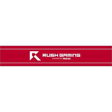 Rush Gaming マフラータオル