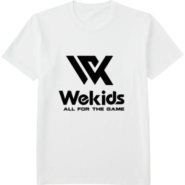 Wekids Tshirt Original (white)