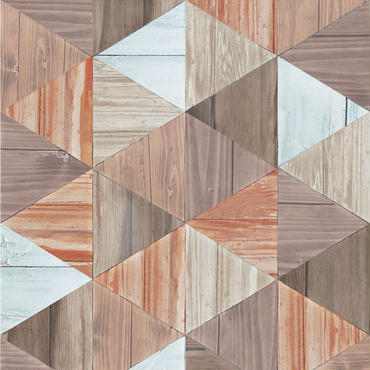 【切り売り:1m単位で販売】  WOOD TILE EASY2WaLL by WhO