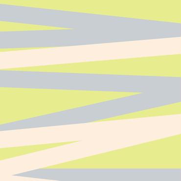 【切り売り:1m単位で販売】 BORDER(グリーン) EASY2WALL by WhO