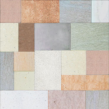【切り売り:1m単位で販売】  STONE TILE EASY2WALL by WhO