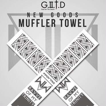 Muffler Towel『RAVVE OF MY TRINITY』