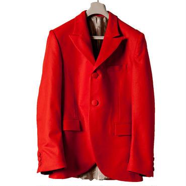 REVERBERATE リバーバレイト 15-AW-Clown Tailored Jacket Orange