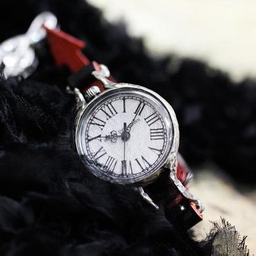 銀製腕時計 adam silver925