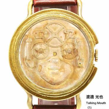 アート腕時計 クロノキャンバス 2017 冬 渡邊 光也 × A STORY TOKYO
