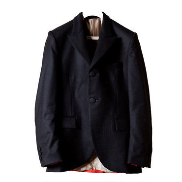 REVERBERATE リバーバレイト 15-AW-Clown Tailored Jacket Black