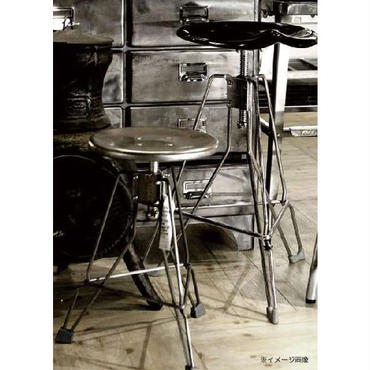 "STOOL """"CLIPPER II"""" CHROME"