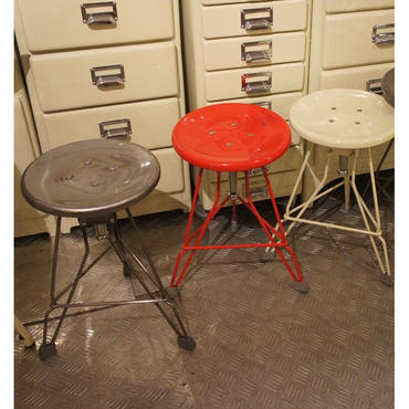 "STOOL """"CLIPPER II"""" 4色"