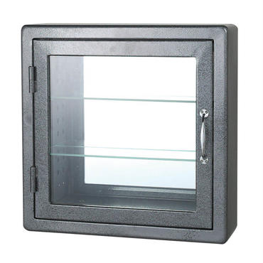 DULTON (ダルトン)WALL MOUNT GLASS CABINET SQUARE