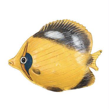 IRON TRAY YELLOW FISH DULTON(ダルトン)