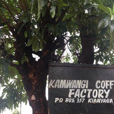 Kenya - Kamwangi