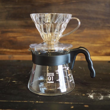 HARIO - V60 Dripper & Server Set