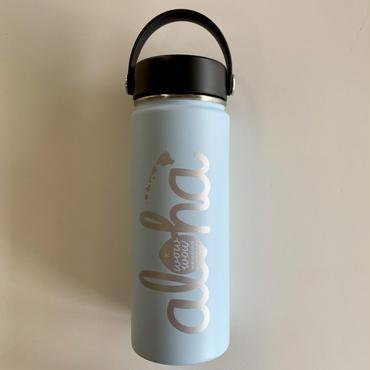 【新色】ワウワウレモネード Hydro Flask 日本仕様 フロスト(Frost)18oz ワイドマウス