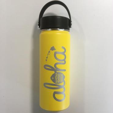 【新作】ワウワウレモネード Hydro Flask 日本仕様 レモン 18oz ワイドマウス