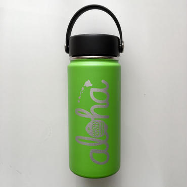 【新色】ワウワウレモネード Hydro Flask 日本仕様 キウイ 16oz ワイドマウス