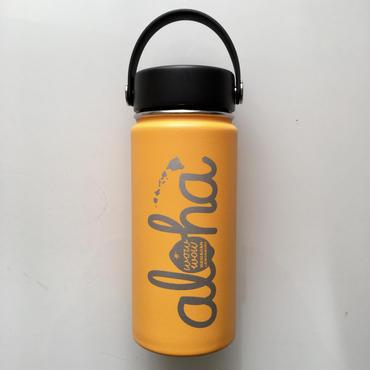 【新色】ワウワウレモネード Hydro Flask 日本仕様 マンゴー 16oz ワイドマウス