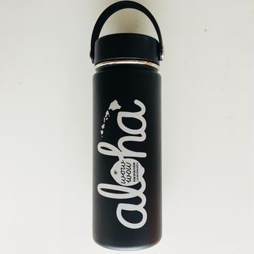 【再入荷】ワウワウレモネード Hydro Flask 日本仕様 ブラック 18oz ワイドマウス