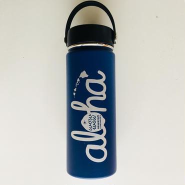 【再入荷】ワウワウレモネード Hydro Flask 日本仕様 コバルト 18oz ワイドマウス