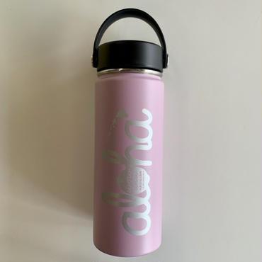 【新色】ワウワウレモネード Hydro Flask 日本仕様 ライラック(Lilac)18oz ワイドマウス