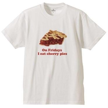 twin peaks Tshirt (cherry)