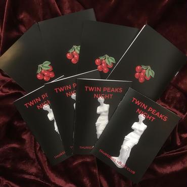 Twin Peaks fanzine by yukika & harune_h