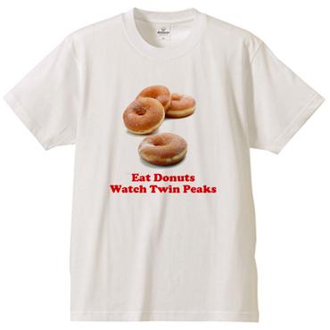 twin peaks Tshirt (donuts)