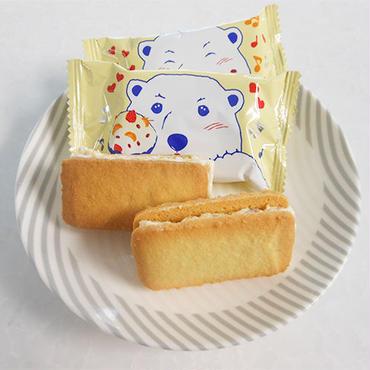 白くまどんのサンドクッキー18個入り