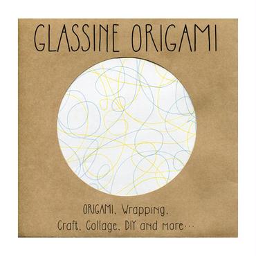 GLASSINE ORIGAMI the line