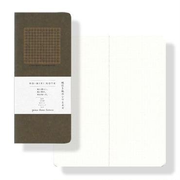RO-BIKI NOTE 4.5mm十字方眼