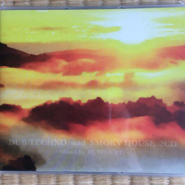 DJ Yogurt  /  DUB TECHNO & SMOKY HOUSE   2CD