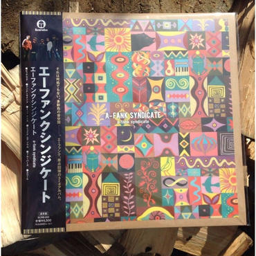 A-FANK SYNDICATE / a-fank syndicate <アナログ&CD>