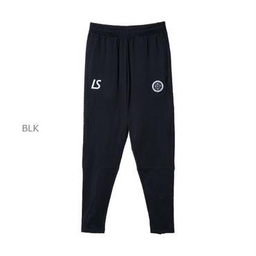 LUZ e SOMBRA LTT SAROUEL FIT PANTS【BLK】