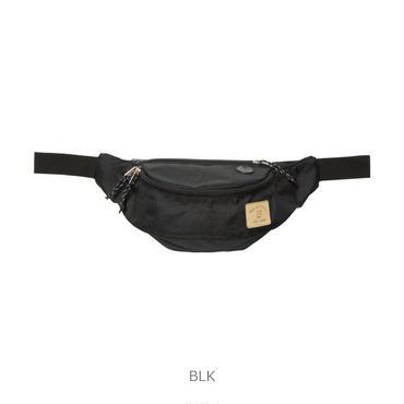 LUZ e SOMBRA EASY WAIST BAG【BLK】