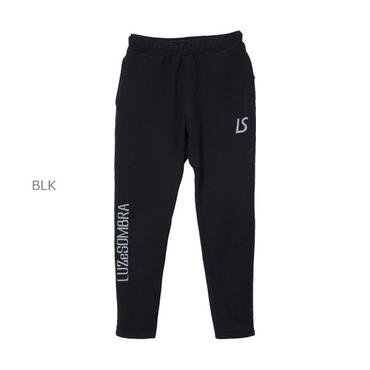 LUZ e SOMBRA HYBRID SWEAT LONG PANTS【BLK】