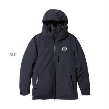 LUZ e SOMBRA LTT 3-LAYER DOWN JACKET【BLK】