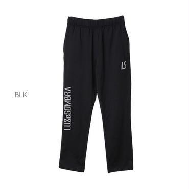 LUZ e SOMBRA THICK SLIM FIT JERSEY LONG PANTS【BLK】