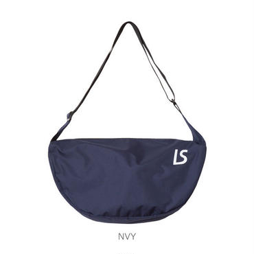 LUZ e SOMBRA OPERATE PISTE SHOULDER BAG【NVY】