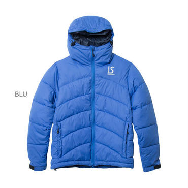 LUZ e SOMBRA THERMOLIGHT TUCK UP JACKET【BLU】
