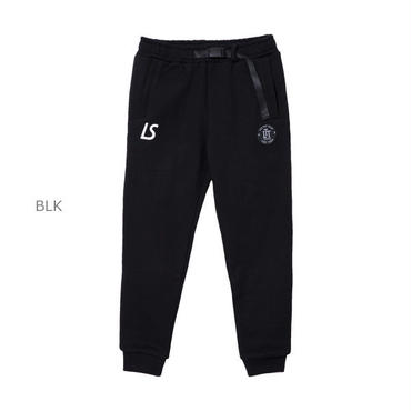 LUZ e SOMBRA LTT HEAVY OZ SWEAT LONG PANTS【BLK】