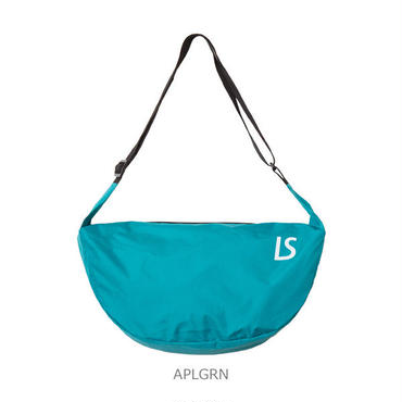 LUZ e SOMBRA OPERATE PISTE SHOULDER BAG【APLGRN】