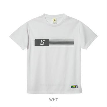 LUZ e SOMBRA PARALLEL LINE PRA-SHIRT【WHT】