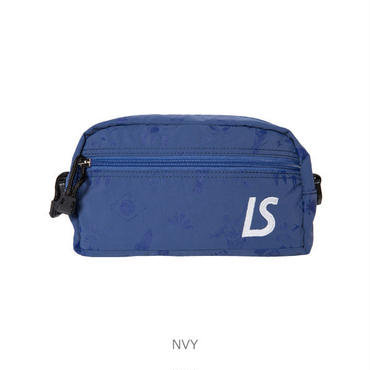 LUZ e SOMBRA ICONS GRAFFITI MINI SHOULDER BAG【NVY】