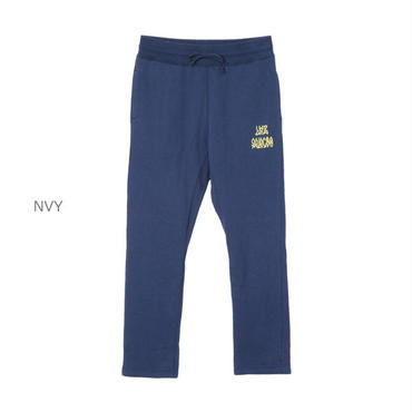【20%OFF】LUZ e SOMBRA PEAKS SWEAT LONG PANTS【NVY】