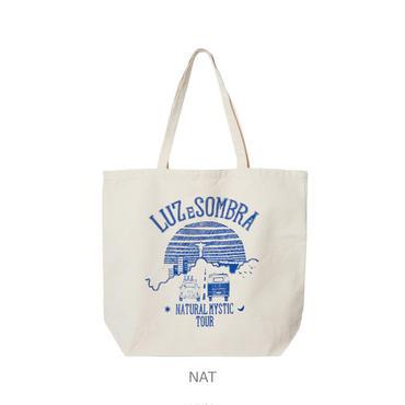 LUZ e SOMBRA CARNAVAL TOUR TOTE BAG【NAT】