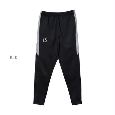 LUZ e SOMBRA SINGLE FACE JERSEY SUPER SLIM FIT LONG PANTS【BLK】