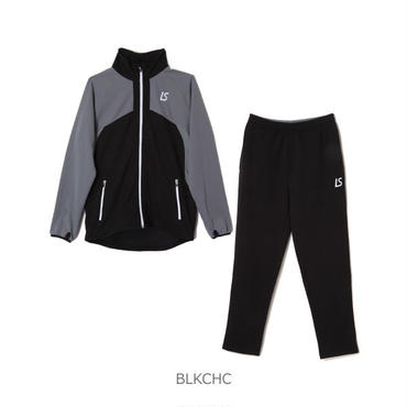 LUZ e SOMBRA VELOCITY TRAINING JERSEY TOP BOTTOM SET【BLKCHC】