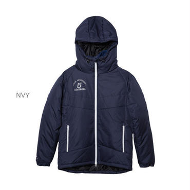 LUZ e SOMBRA ALL ROUND INNER COTTON JACKET【NVY】