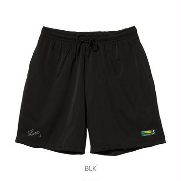 LUZ e SOMBRA STRETCH MESH MOVE PANTS【BLK】